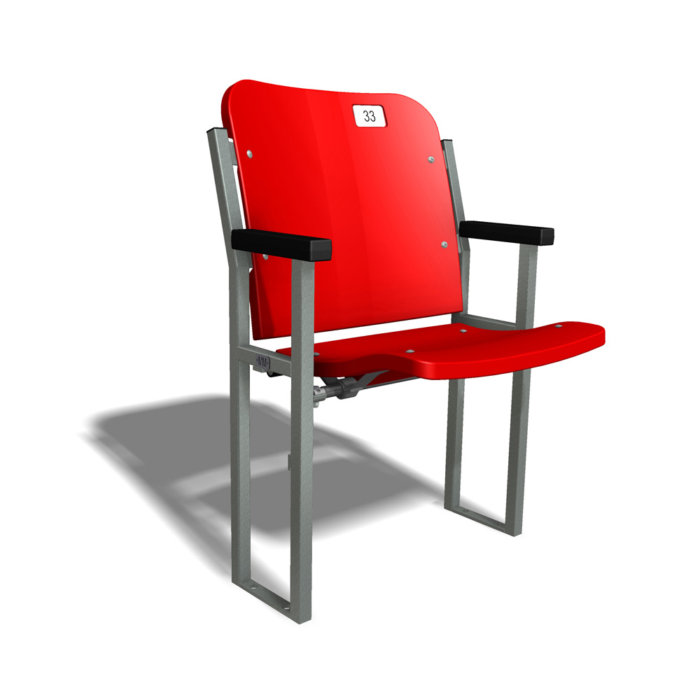 Arena Seat Red