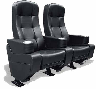 Raleigh Atlas Home Theater Seating