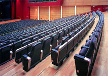 congress seating system lecture hall seats