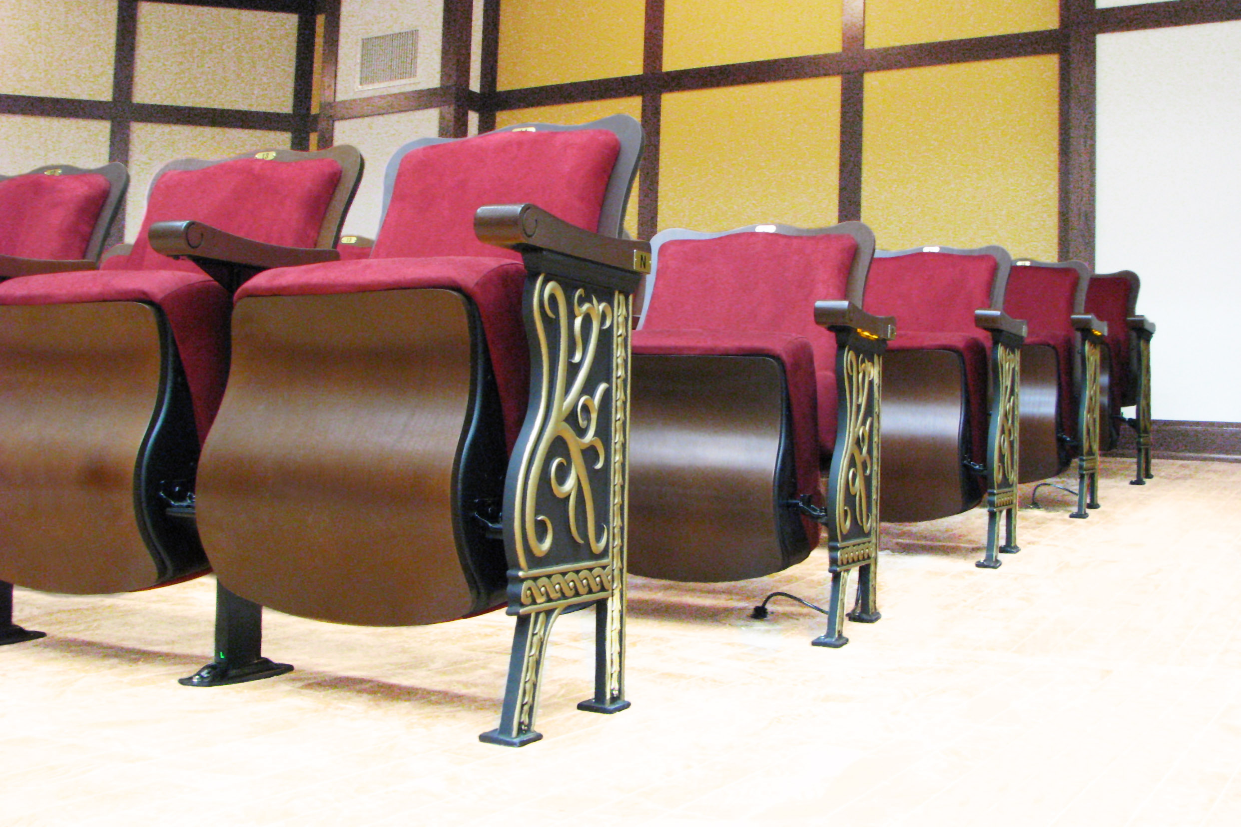 Theater Seating Stadium Seats