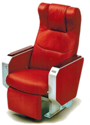 Deluxe Theater Seating