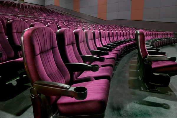 Theater Seating, Bleachers, Stadium Seats, Auditorium, Arena, Church, Theatre Chairs