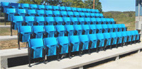 Arena Chairs, Stadium Seats and Portable Stadium Seating- Preferred Arena Seating