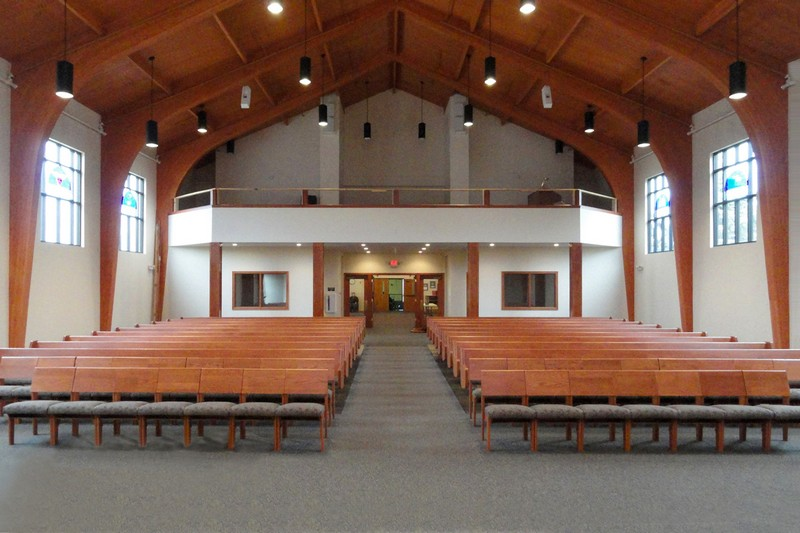 Modern affordable cost church seats