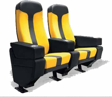 Medallion Plus home theater seats