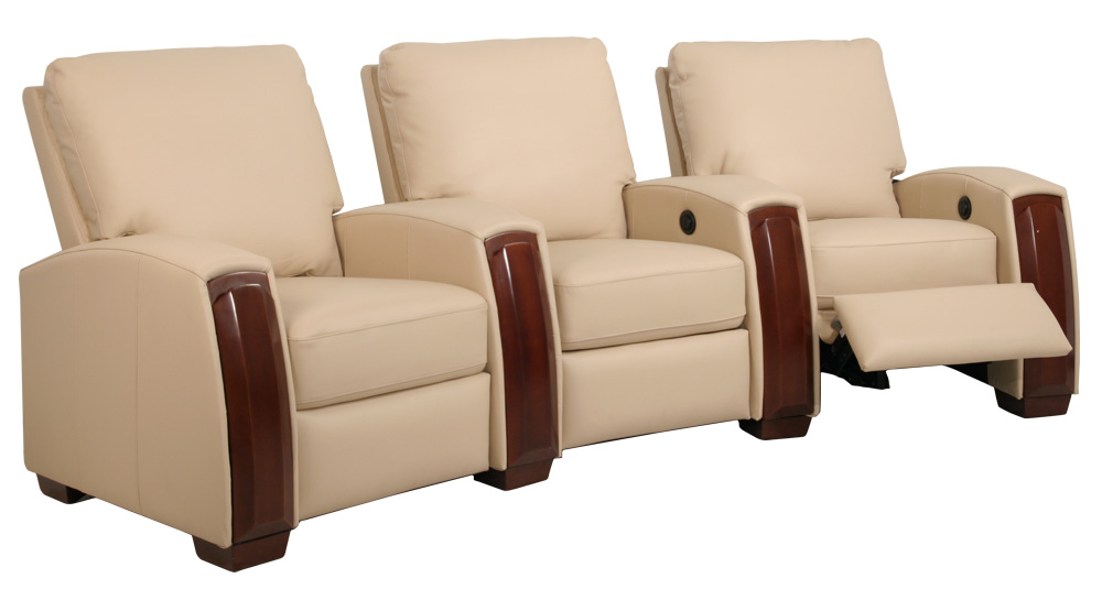 Parlour Home Theater Seating