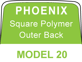 Phoenix Back Shape