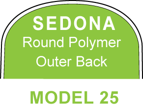 Sedona Back Shape
