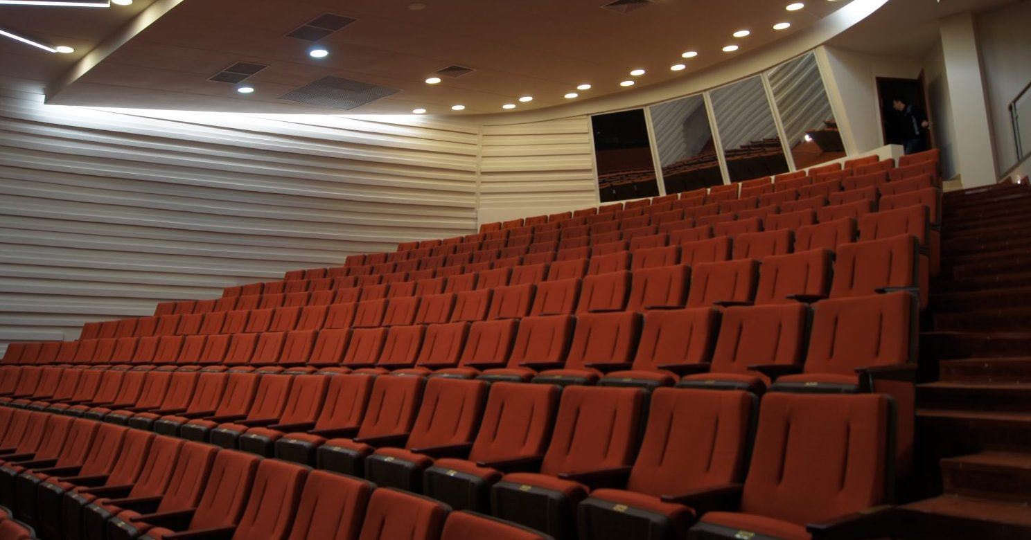 Used Theater Seating | Movie seating | Theatre chairs | Preferred