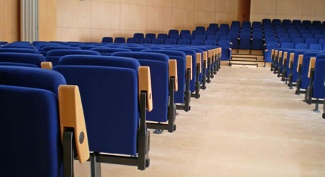 Removable Theater Seats | Auditorium Multipurpose Seating